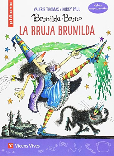 La bruja Brunilda (Letra Manuscrita)