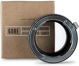 Gobe - Adaptador de Lente Compatible para Lentes Pentax K y cuerpos de cámara Sony E
