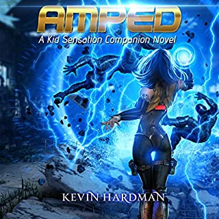 Amped cover art