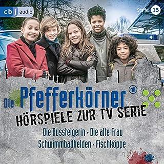 Die Pfefferkörner. Hörspiele zur TV Serie - Staffel 15 Titelbild