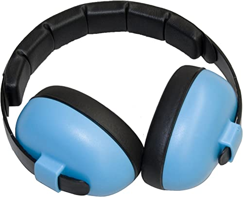 Baby BANZ Earmuffs Infant Hearing Protection – Ages 0-2+ Years – Industry Leading Noise Reduction Rating – Soft...