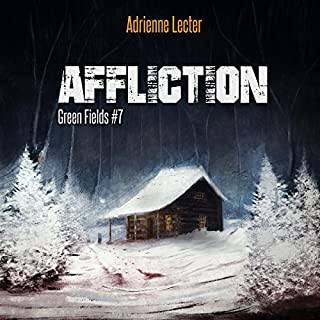 Affliction audiobook cover art