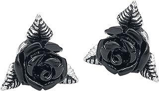 Alchemy Ring O' Roses Stud Earrings