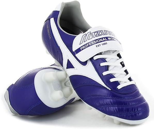 Mizuno Morelia II MD - Chaussures de football pour homme - Taille (EU 42 - CM 27)