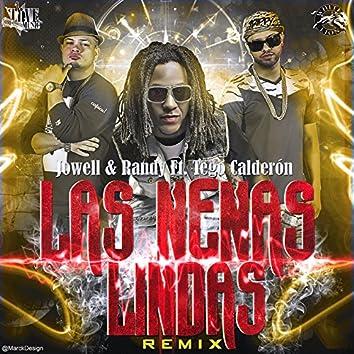 Las Nenas Lindas (Remix) [feat. Tego Calderon] - Single