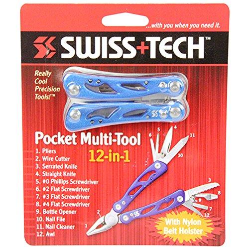 SWISSTECH(スイステック)『ポケットマルチツール』