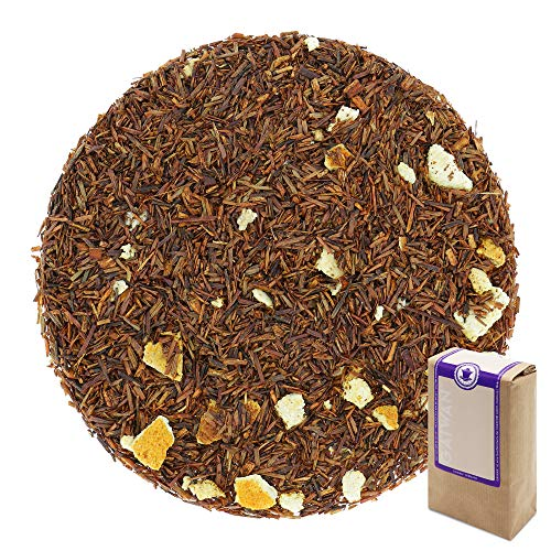 N° 1269: Tè rosso Rooibos in foglie  Orange Cream (Crema d Arancia)  - 250 g - GAIWAN GERMANY - tè in foglie, rooibos, arancia