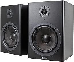 Monoprice 8-inch Powered Studio Monitor Speakers (pair)