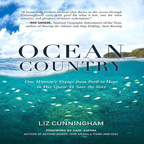 Ocean Country audiobook cover art