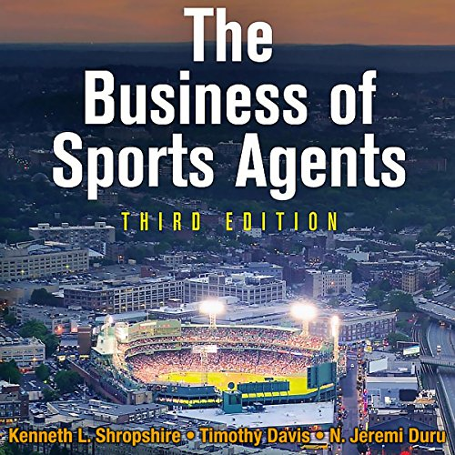 The Business of Sports Agents cover art