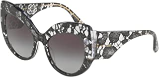 Dolce /& Gabbana 0DG4277 PRINT MAMBO ON RED Sunglasses