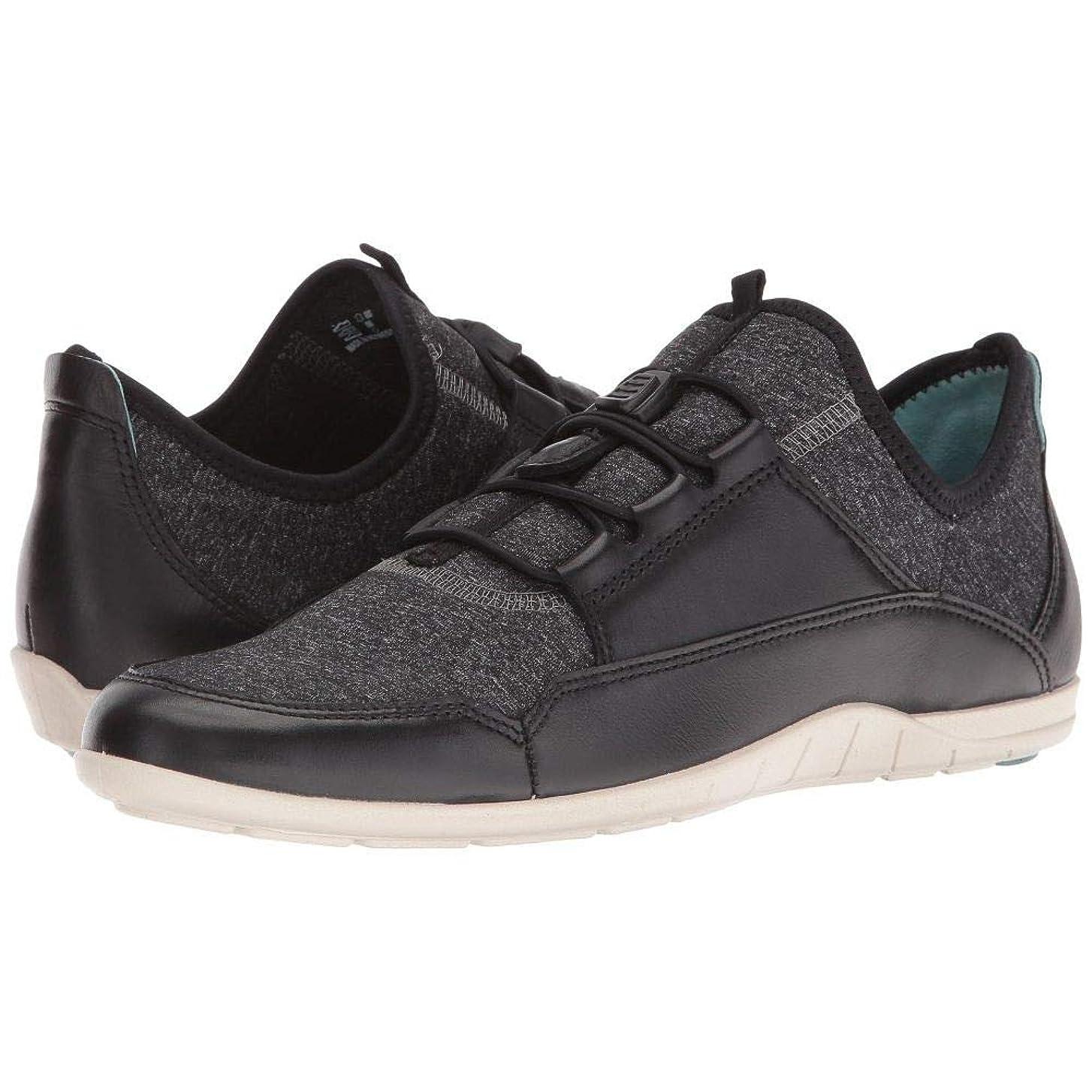 レイプポケットアレイ[エコー] レディース シューズ?靴 スニーカー Bluma Sport Toggle Black/Black/White/Black サイズ41(USW10-10.5) xM [並行輸入品]
