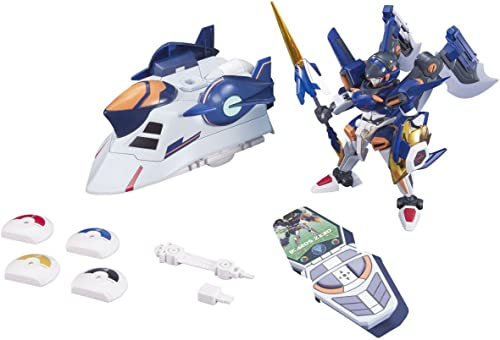 Little Battlers eXperience W LBX-031 LBX Icarus Zero & RS Construction Plastic Model Kit (japan import)