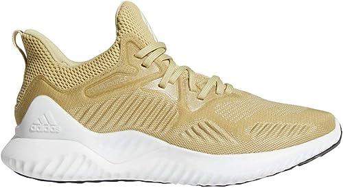 Adidas Men's Alphabounce Beyond Team Running chaussures, mesa blanc noir, 8 M US