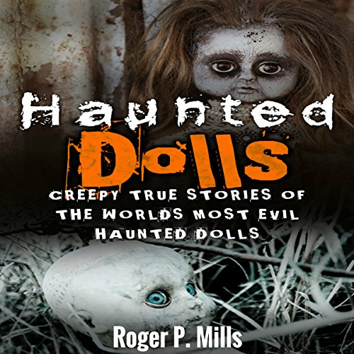 Haunted Dolls audiobook cover art