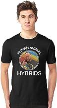 Human-Animal-hybrids-Alex-Jones -T-Shirt