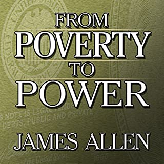 From Poverty to Power audiobook cover art