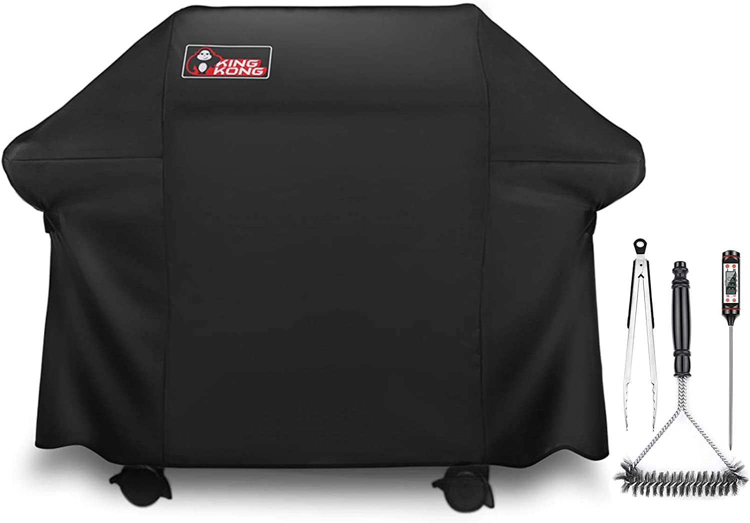 Kingkong Gas Grill Cover 7553 7107 Genesis New Orleans Mall New mail order a for E Weber