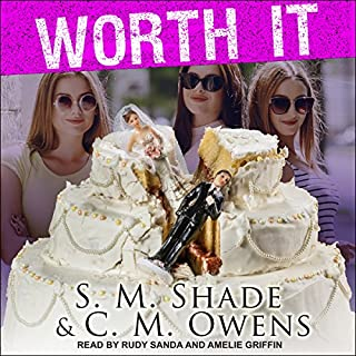 Worth It audiobook cover art
