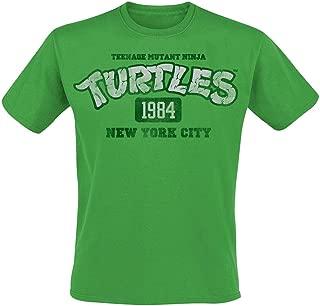 T Shirt York 1984 Official Mens Green