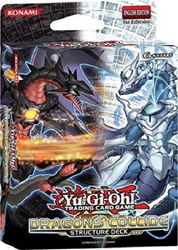 Yu-Gi-Oh! Trading Card Game Dragon's Collide Structure Deck