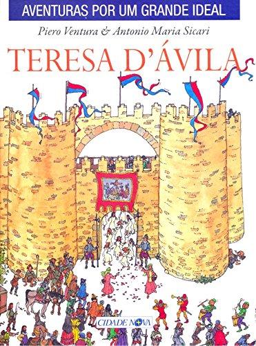 Teresa D' Avila - Capa Dura