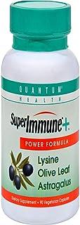 Quantum Health Super Immune+, Vegetarian Power Formula, 90 Capsules