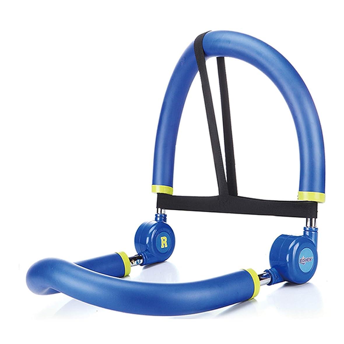 シネウィ潮ラジエーター腹筋マシン 腹筋鍛える 多機能型簡易筋トレマシン(胸部 太もも 内転筋用)DVD附