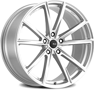 Advanti Racing 96S TORCERE SILVER Wheel with Flash (0 x 9.5 inches /5 x 120 mm, 45 mm Offset)