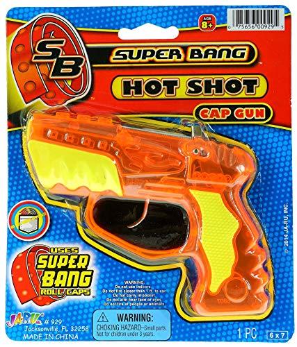 JA-RU Cap Gun Super Bang Hot Shots …