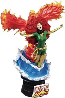Beast Kingdom Marvel Comics Phoenix Ds-022 D-Stage Series Statue, Multicolor