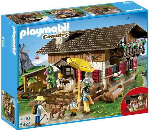 Playmobil Vida en la Montaña: Casa