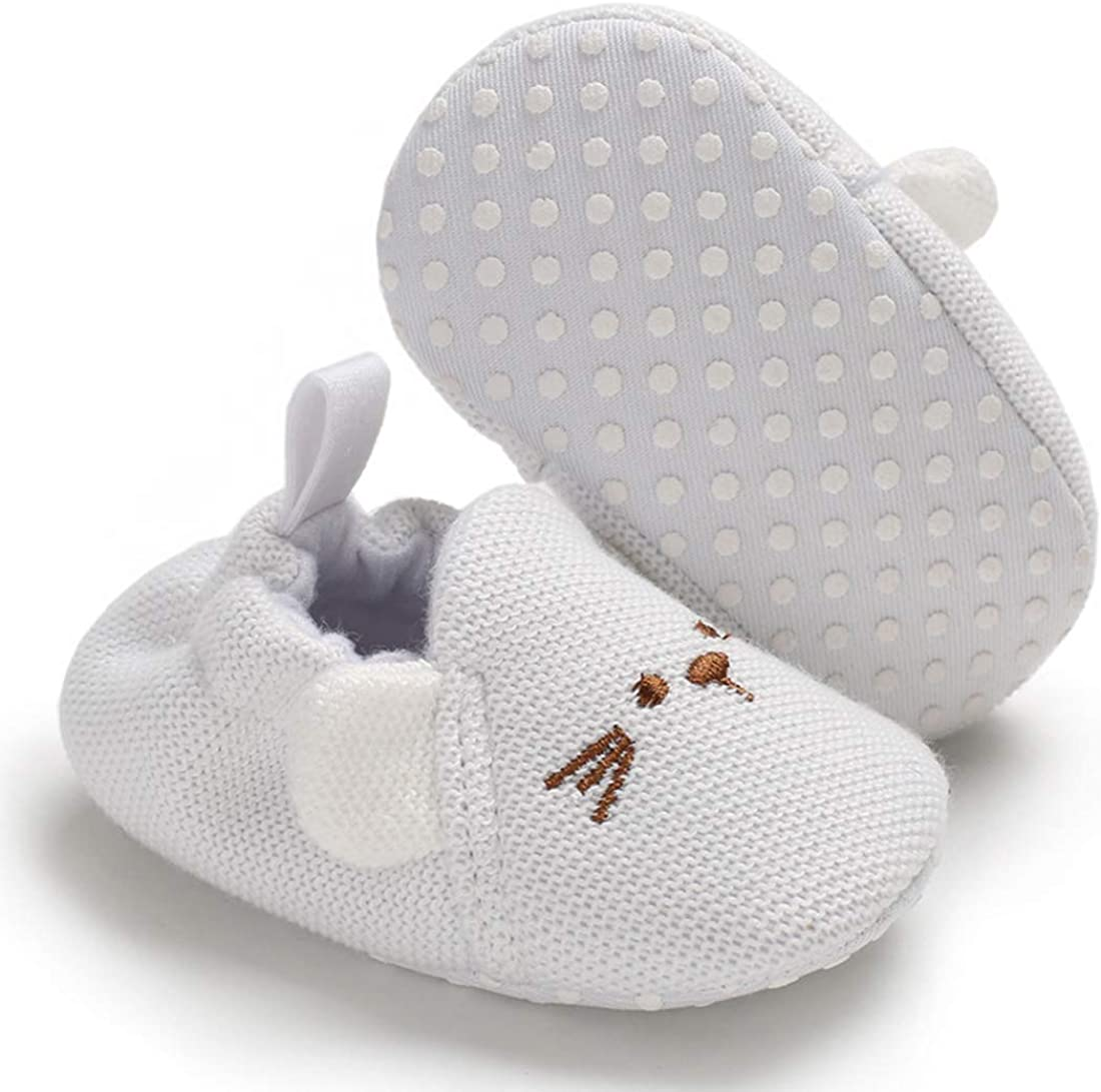 KIDSUN Infant Today's only Baby Boys Girls Slipper Cotton Cute High quality new Soft Cart Sole