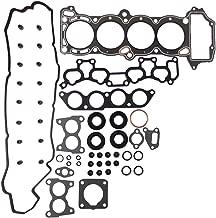 DNJ HGS640 Graphite Head Gasket Set/For 1991-1994/ Nissan/NX, Sentra/ 1.6L/ DOHC/ L4/ 16V/ 97cid/ GA16DE