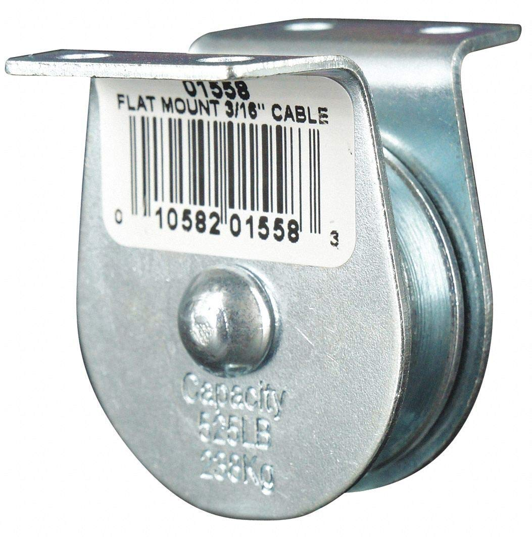 New life Pulley Block Wire Rope 525 4 of Box lb. security