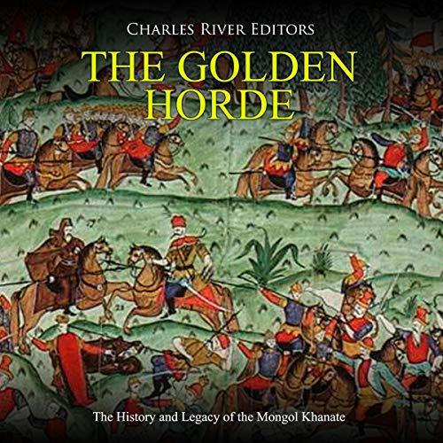The Golden Horde cover art