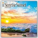 Sunrise, Sunset - Sonnenaufgang, Sonnenuntergang 2017 - 18-Monatskalender: Original BrownTrout-Kalender [Mehrsprachig] [Kalender] (Wall-Kalender)