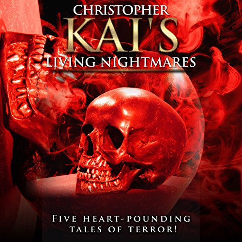 Living Nightmares audiobook cover art