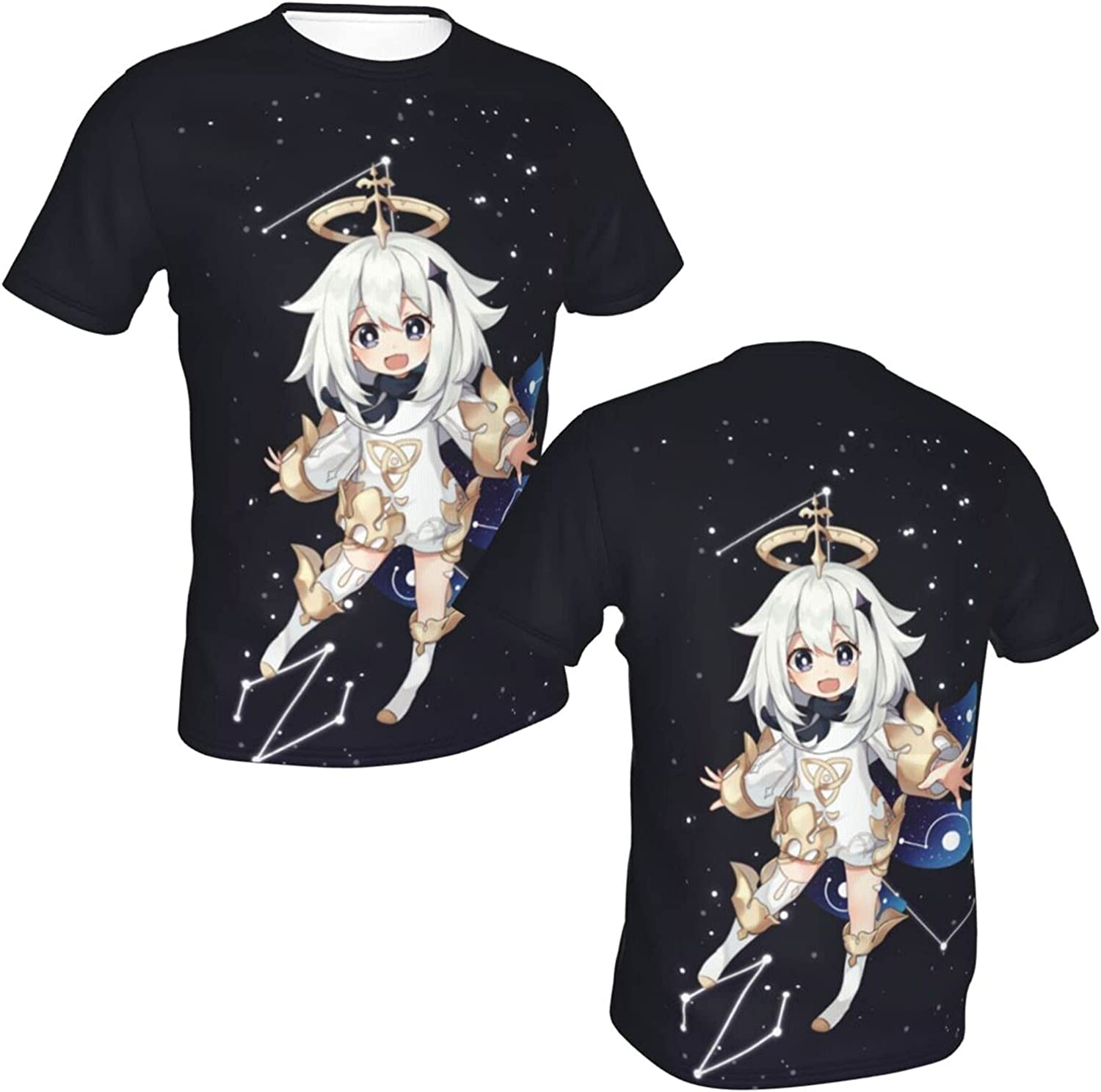 Dealing full price reduction Qnoon T-Shirt for Adult 3D Sh Printed Cosplay Anime Jacksonville Mall with