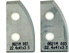 Freud RP-E 5/8-Inch Stock Knife Set For Freud RP1000 Or RP2000 Raised Panel Cutter