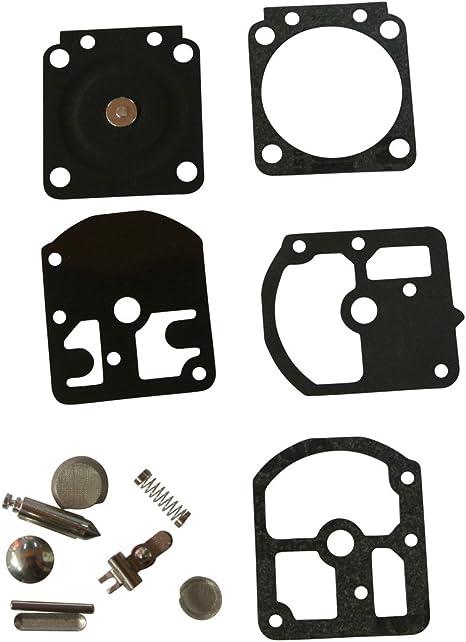 Carburetor Rebuild Kit Fit Stihl FS130R Trimmer 4 ZAMA RB-132 C1Q-S98 S114 Carbs