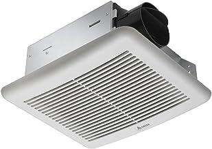 DELTA ELECTRONICS (AMERICAS) LTD. BreezSlim SLM70 70 CFM Exhaust Bath Fan, Off White