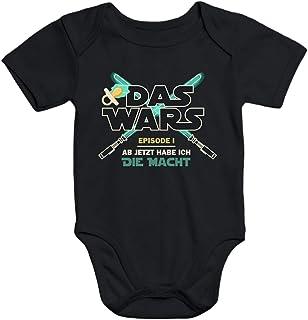 MoonWorks Baby Body Das Wars ab jetzt Habe ich die Macht