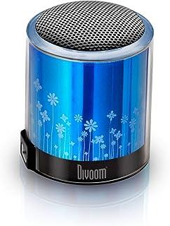 Divoom Speaker 2.4 Watts, Blue [UPO-BUD]