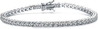 Sparkly Couple Bracelets AAA+ Cubic Zirconia Bracelets...