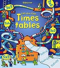 Lift the Flap Times Tables Book (Usborne Lift-the-Flap-Books)