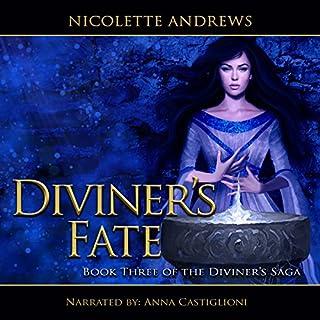 Diviner's Fate audiobook cover art