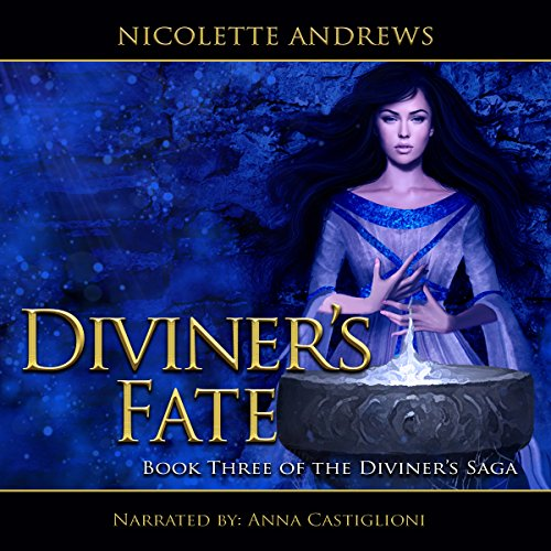 Diviner's Fate audiobook cover art