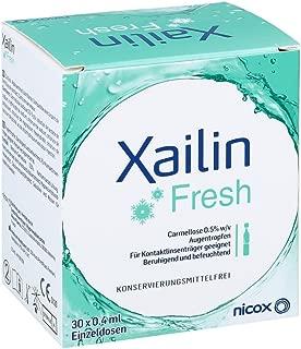 Xailin Fresh Eye drops 30 bottles