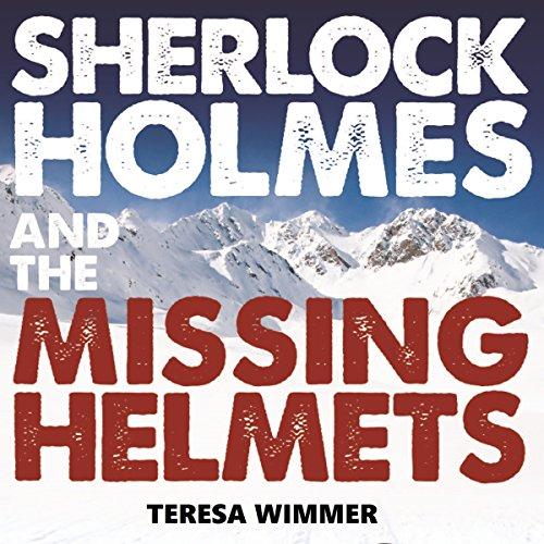 Sherlock Holmes and the Missing Helmets Titelbild